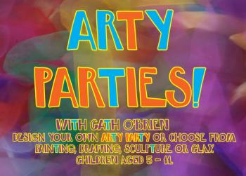 Kids' Arty Parties
