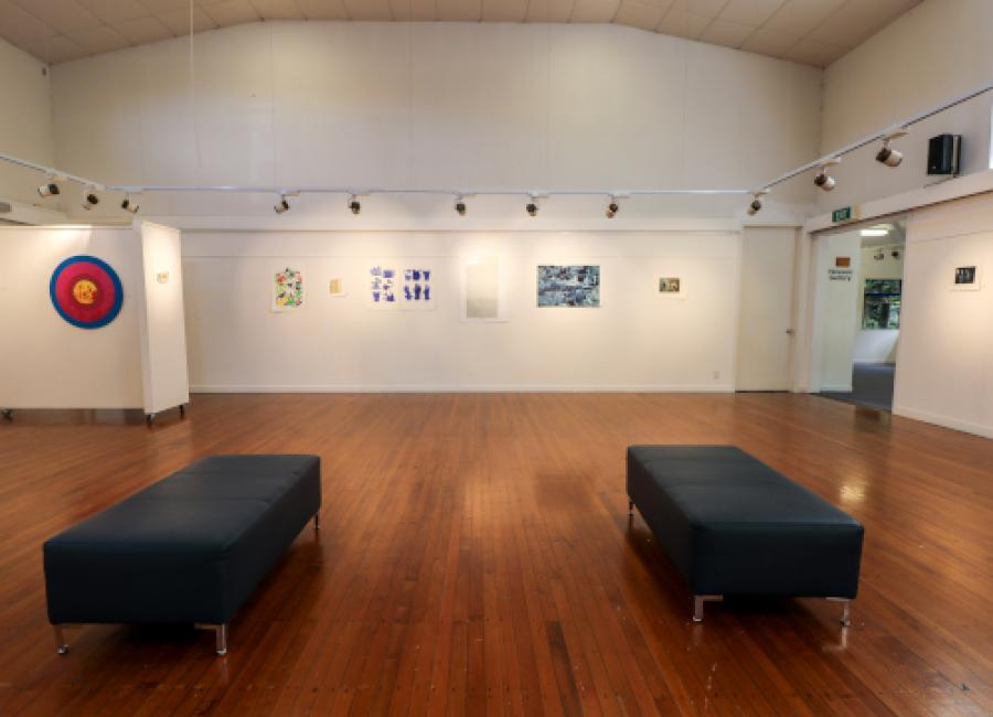 Gallery view, 1st Impression exhibition, 2017