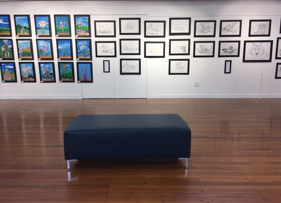 We The Youth, 2017, General exhibition view, Mairangi Bay