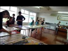 Short video from Estel Slabbert's art class
